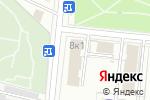 Схема проезда до компании Апфель-М в Москве