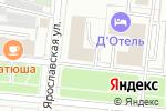 Схема проезда до компании Автоэлит в Москве