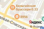 Схема проезда до компании International Company Services Limited в Москве
