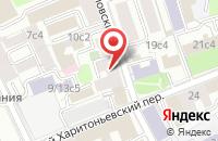 Схема проезда до компании Мма в Москве