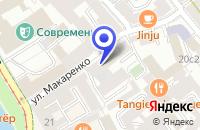Схема проезда до компании МЕБЕЛЬНЫЙ МАГАЗИН B&C INTERNATIONAL в Москве