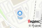 Схема проезда до компании Компания Рона в Москве