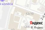 Схема проезда до компании ФинПотребСоюз в Москве