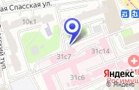 Схема проезда до компании ТРАНСПОРТНАЯ КОМПАНИЯ АЗИЯЮГ ТРАНЗИТ в Москве