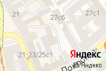 Схема проезда до компании NMT в Москве