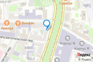 Однокомнатная квартира в Москве Покровский бульвар 14/5