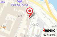 Схема проезда до компании Автомотоспорт в Москве