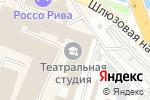 Схема проезда до компании ДСА-Р в Москве