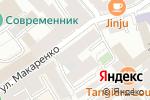 Схема проезда до компании Королевская эпоха в Москве