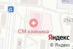 Схема проезда до компании Доктор 03 в Москве