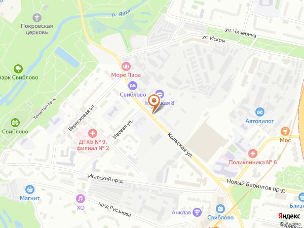 Остановка З-д Стройдеталь в Москве