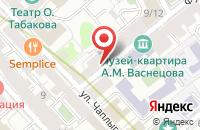 Схема проезда до компании Примастрой в Москве
