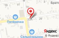 Схема проезда до компании А ну-ка покушаем в Варениковской