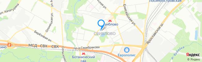 район Свиблово
