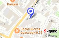 Схема проезда до компании ТРАНСПОРТНАЯ КОМПАНИЯ ЕВРОТРАНССЕРВИС в Москве