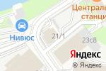 Схема проезда до компании Стандарт-Тест в Москве