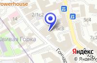 Схема проезда до компании КБ АПР-БАНК в Москве