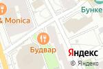 Схема проезда до компании Будвар в Москве