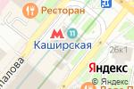 Схема проезда до компании Банкомат в Москве