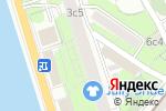 Схема проезда до компании Рем Гранд Делюкс в Москве