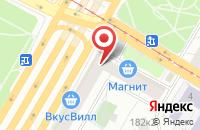 Схема проезда до компании Гранд-Проект в Москве