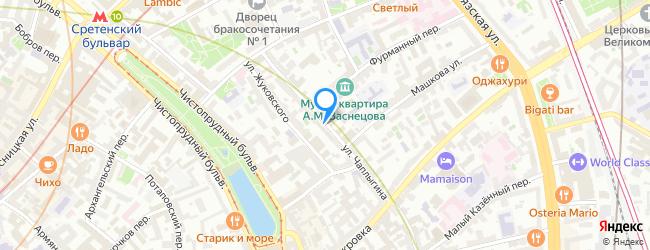улица Чаплыгина