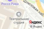 Схема проезда до компании ОСК Групп в Москве