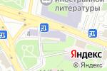 Схема проезда до компании Трансперенси Интернешнл-Р в Москве