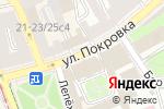 Схема проезда до компании GO-VISA в Москве