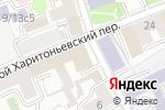 Схема проезда до компании Body Beauty Clinic в Москве