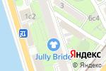Схема проезда до компании Адвокат недвижимости в Москве