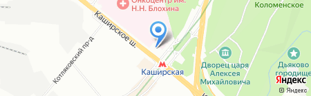 Рублевские колбасы на карте Москвы