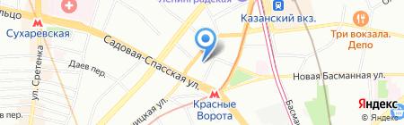 Росагропромавто на карте Москвы