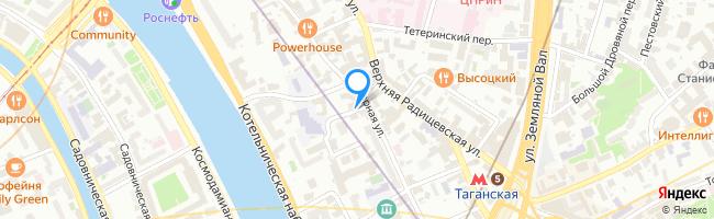 переулок Котельнический 2-й