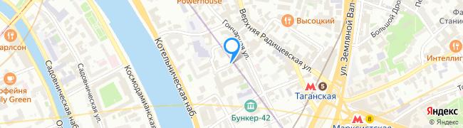 переулок Котельнический 3-й