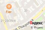 Схема проезда до компании Золотой мост в Москве