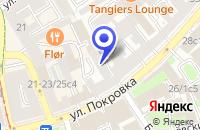 Схема проезда до компании МЕБЕЛЬНЫЙ МАГАЗИН АПТРЕНД в Москве