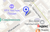 Схема проезда до компании ФАБРИКА МЯГКОЙ МЕБЕЛИ ПЕТРОВИЧИ в Москве