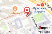 Схема проезда до компании Торговый Дом «Машиностроитель» в Москве