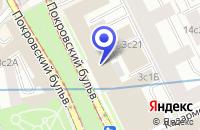 Схема проезда до компании ПТФ КАНЦЕЛЯРСКИЙ СЕРВИСНЫЙ ЦЕНТР в Москве