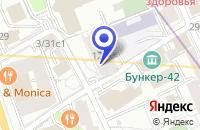 Схема проезда до компании ИНСТИТУТ ИНФОРМАЦИОННЫХ ТЕХНОЛОГИЙ в Москве