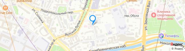 Большой Николоворобинский переулок
