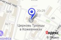 Схема проезда до компании ВНИИ ПРОБЛЕМ ВЫЧИСЛИТЕЛЬНОЙ ТЕХНИКИ И ИНФОРМАТИЗАЦИИ (ВНИВТИ) в Москве