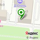 Местоположение компании МосБетон