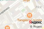 Схема проезда до компании Первый регистрирующий орган в Москве