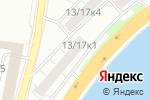 Схема проезда до компании Траст Групп в Москве