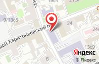 Схема проезда до компании Солнечный Ветер в Москве