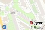 Схема проезда до компании K-N-G в Москве
