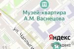 Схема проезда до компании Studio Caribe в Москве
