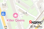Схема проезда до компании ВВП-групп в Москве
